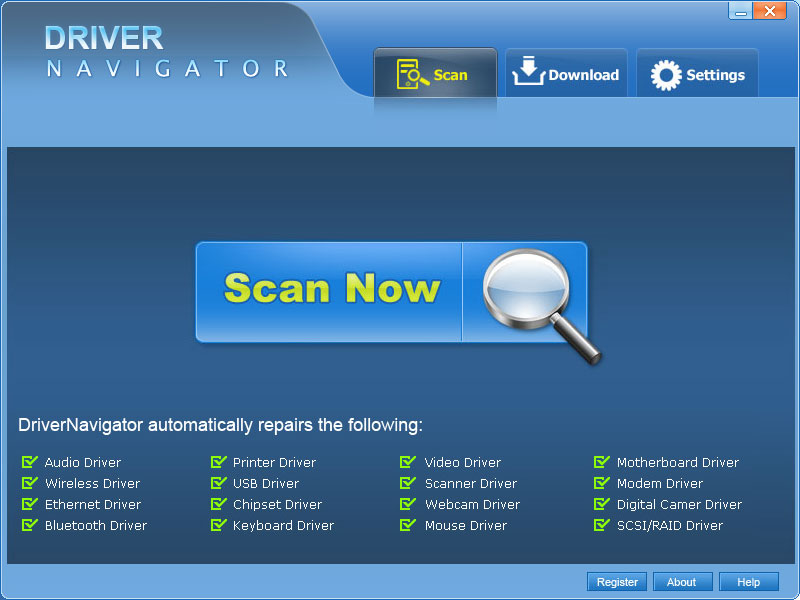 Driver Navigator 3.6.9 license key Full Version Download,