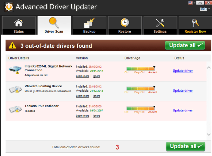 Advanced Driver Updater 2.5 Crack With Serial Key Full Version 2020
